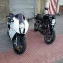 Motocicletas permiso A